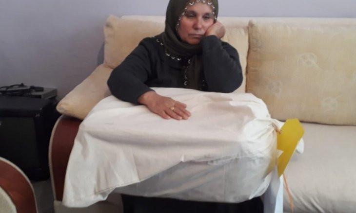 Killed PKK militant's body sent to family by cargo