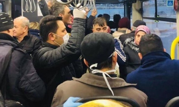 Istanbul Municipality reveals pro-gov't trolls' setup to smear opposition with public transportation