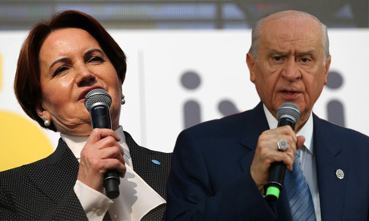 Good Party leader Akşener says coalition with MHP is 'up to voters'