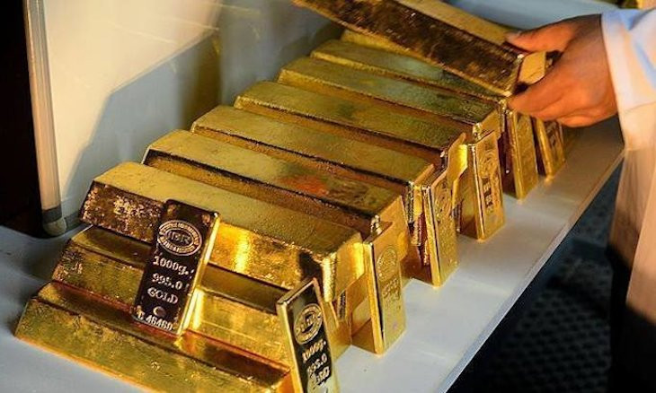 Gold prices in Turkey surge to record levels, one gram priced over 350 TL