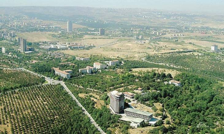 Land rented for mosque construction on iconic Atatürk Forest Farm to be kept as a park