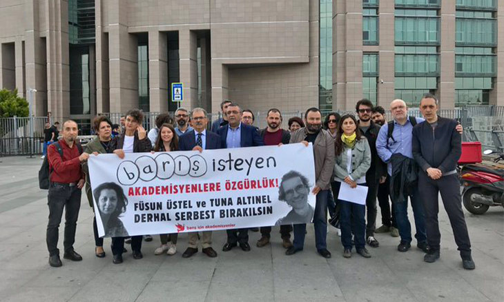 New legislation in Turkey to allow Council of Higher Education to dismiss academics for 'propaganda'