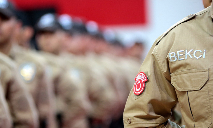 Turkey's 'watchmen' want to be called 'guards'