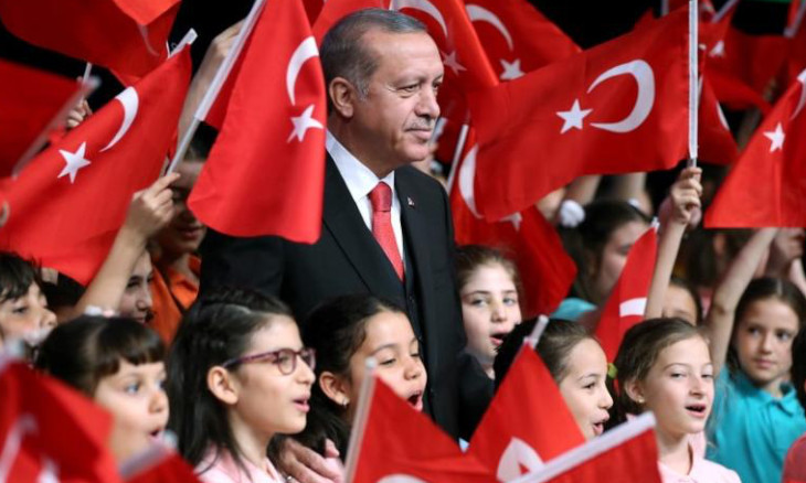 Children's Day in Turkey: Kulturkampf and denial *