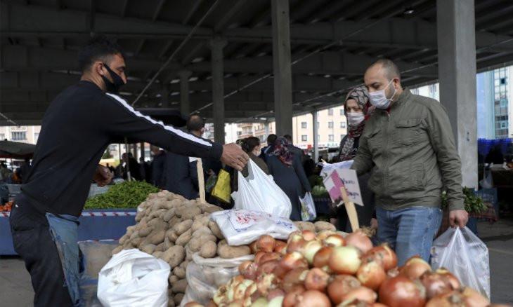 Turks believe coronavirus is country's biggest problem, survey shows