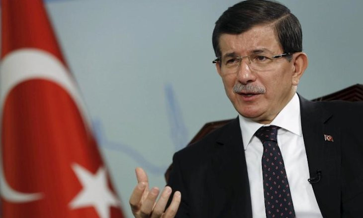 Davutoğlu claims all AKP provincial organization heads wanted to resign when he quit his role as PM