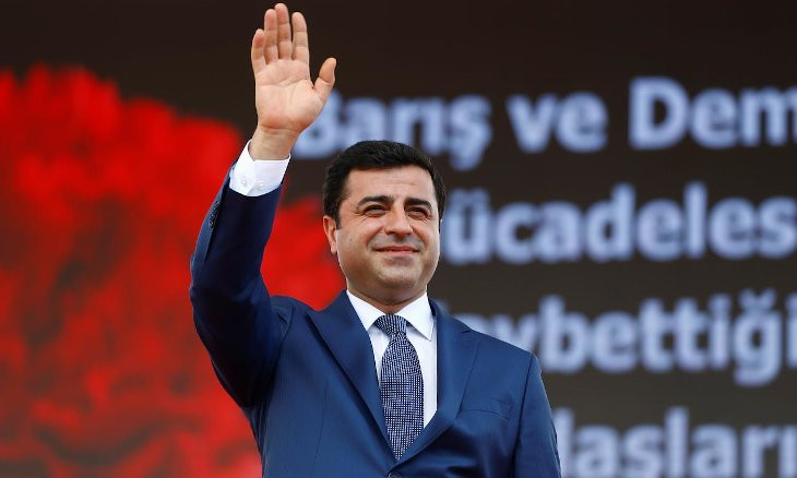 Doctor urges Demirtaş's release from prison citing health problems amid coronavirus outbreak