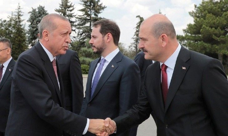 Erdoğan rejects Turkish Interior Minister Süleyman Soylu's resignation