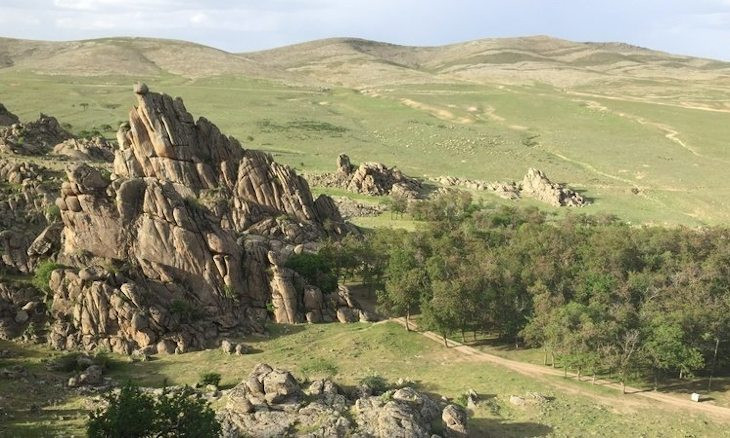 Environment, locals under cyanide threat in Turkey's Eskişehir