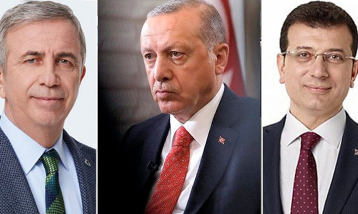 Municipalities vs. Erdoğan's gov't