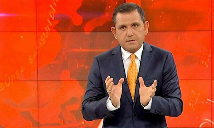 Turkish news anchor's show cancelled for three days by the media watchdog over COVID-19 comments