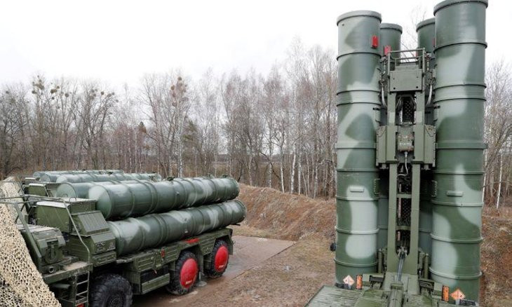 The activation of S-400s delayed amid COVID-19