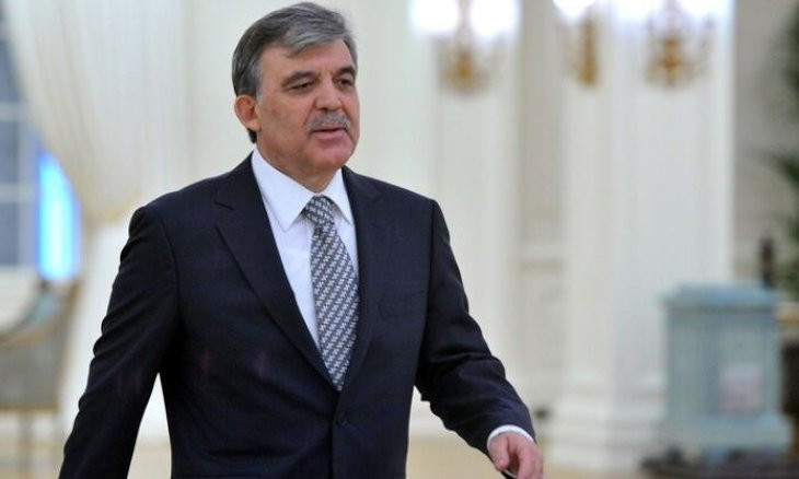 Former President Gül says early parole bill should include journalists, others jailed on 'thought crimes'
