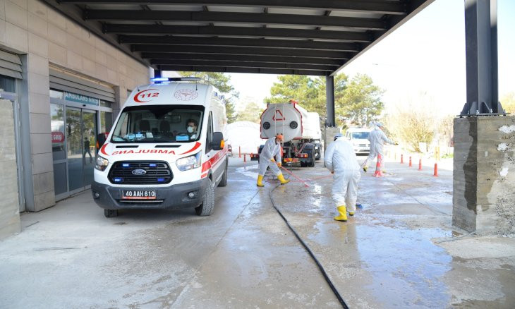 Turkey to build two pandemic hospitals in Istanbul