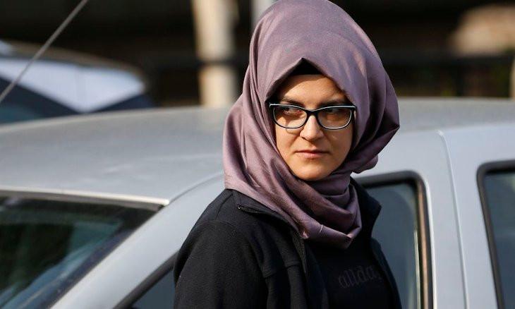 Khashoggi's fiancee calls on Premier League to prevent Saudi takeover of Newcastle United