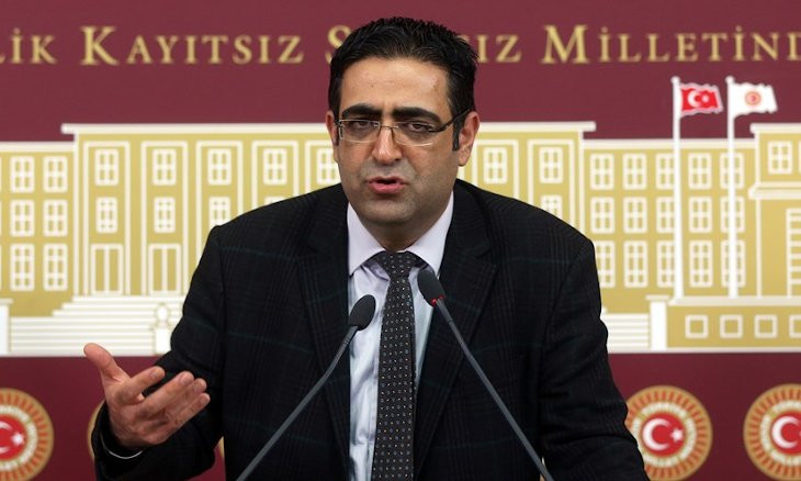 Jailed pro-Kurdish deputy can die, Turkish opposition MP cites anonymous lawmaker as saying