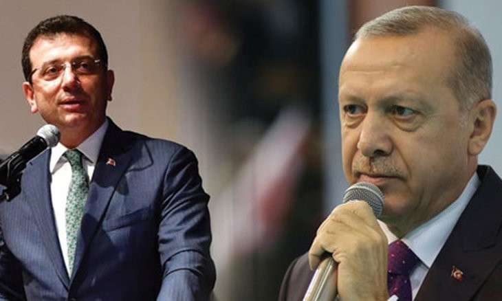 İmamoğlu to Erdoğan: We keep our silence against your accusations for the good of our people