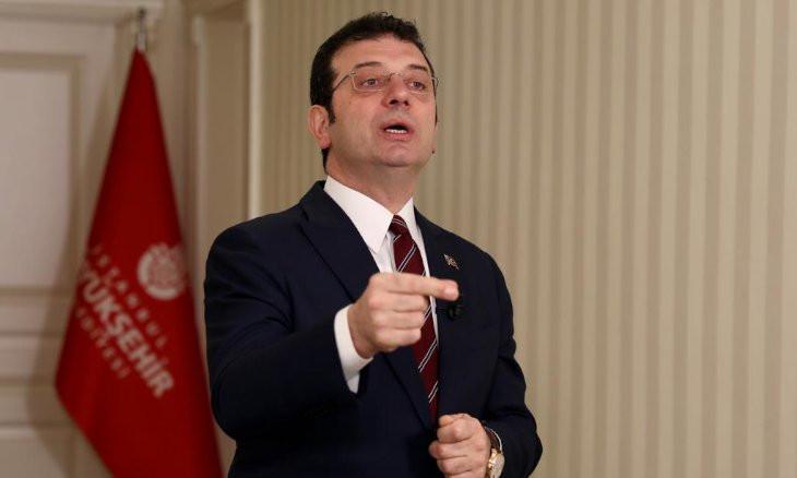 Istanbul mayor calls on state-owned Vakıfbank to send donated money back to municipality