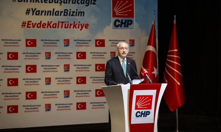 Turkey's main opposition criticizes gov't over loss of jobs due to measures against coronavirus