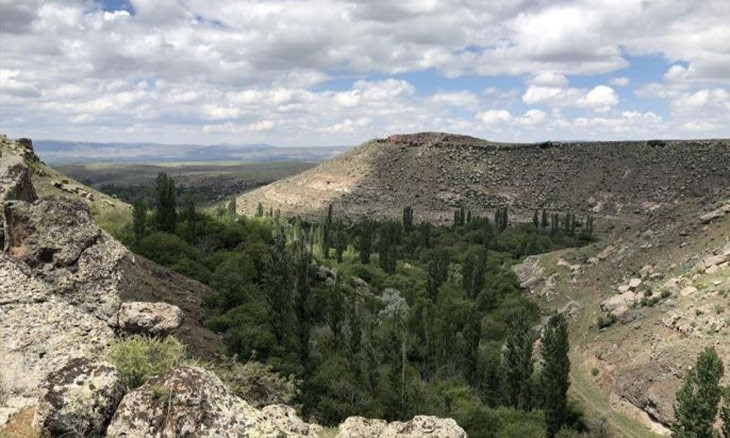Valley in Central Turkey becomes tentative UNESCO World Heritage site