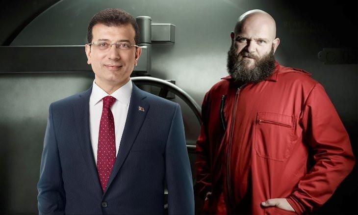 La Casa de Papel star 'Helsinki' names Istanbul one of his favorite cities, earns mayor's approval