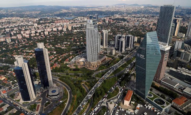 Turkish economy to shrink for first time in a decade this year: Poll