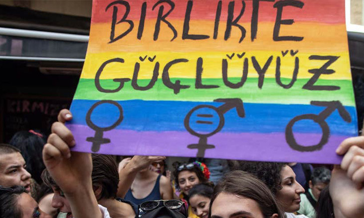 Civil society condemns Turkey's top cleric for overstepping his post's legal bounds