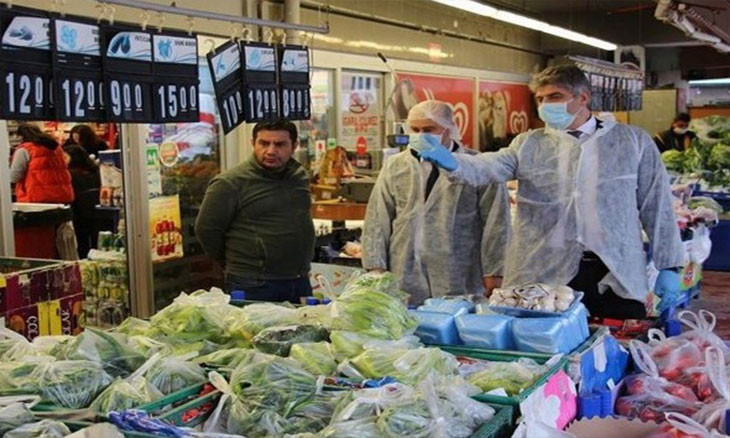 Turkey extends hours, exempts grocery stores ahead of four-day curfew