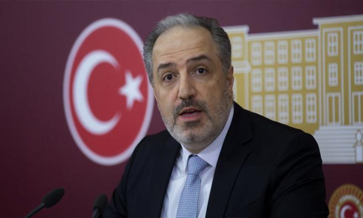 Former AKP member slams new legislation in first parliament speech as DEVA lawmaker