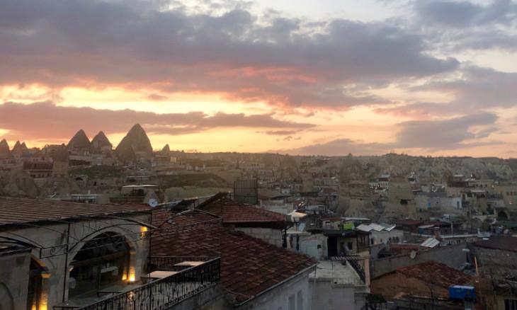 One last trip outside Istanbul: Nevşehir and Kırşehir