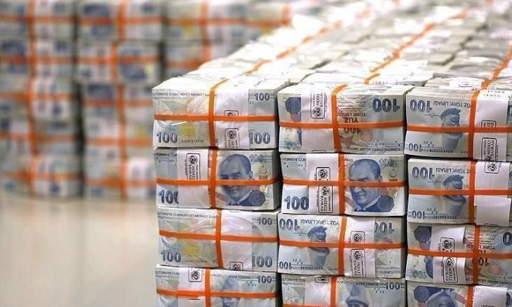 Turkish Treasury borrows 12 billion liras from domestic markets