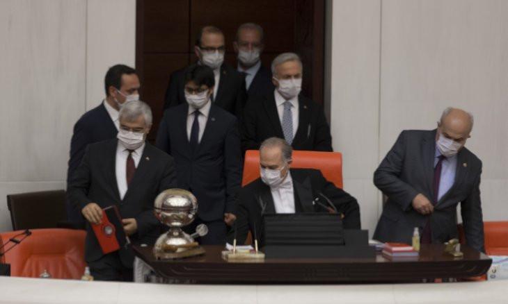 Turkey's parliament discusses prisoner release bill amid coronavirus outbreak