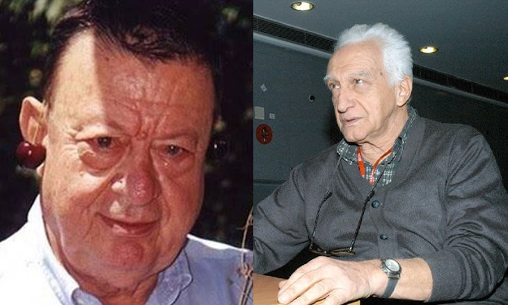 Turkey loses prominent writers Erkmen and Koloğlu