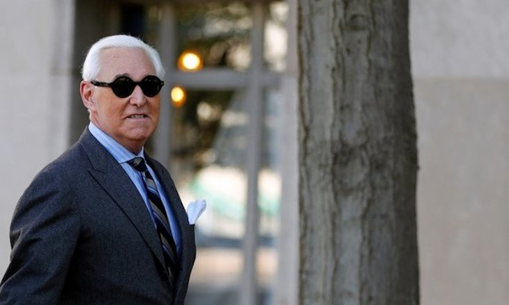 Roger Stone search warrants reveal mysterious Turkish gov't links