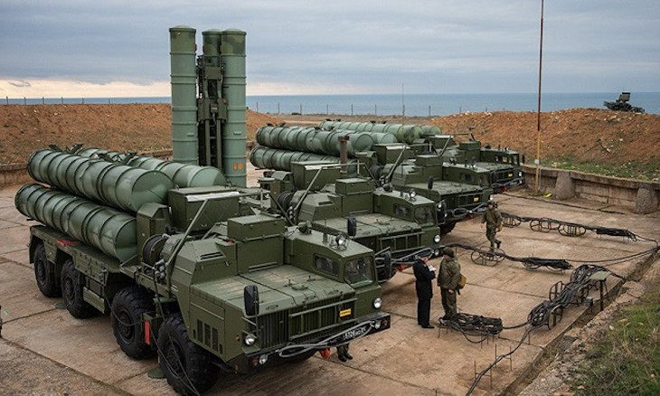 US senators urge sanctions on Turkey over Russian S-400 missile systems