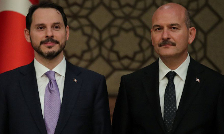 Soylu's resignation and power struggle within the AKP
