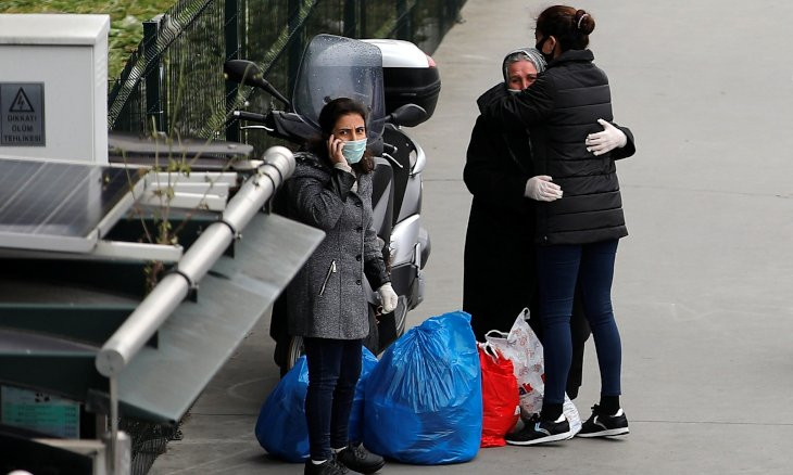 Turkey begins releasing prisoners as part of measures against coronavirus