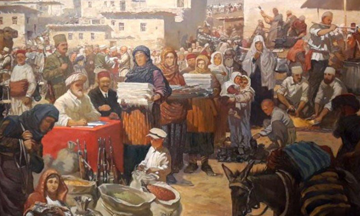COVID-19, Erdoğan's donation campaign and National Tax of 1921