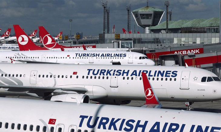 Turkish Airlines suspends all international flights until May 1, limits domestic routes