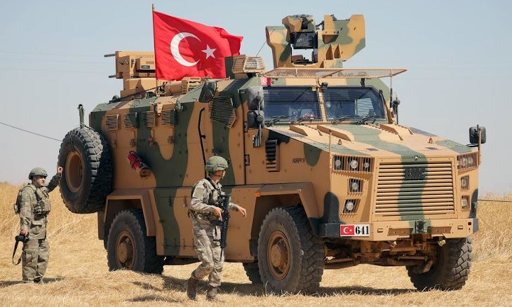 Turkey to curb some troop movement in Syria as coronavirus cases jump