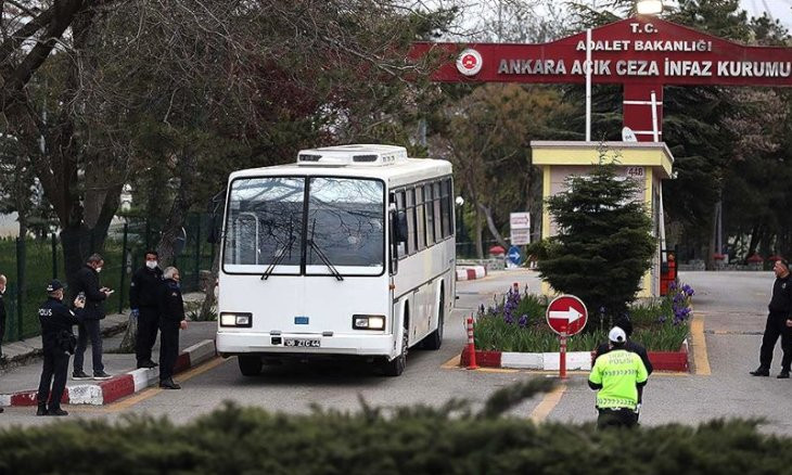120 inmates in Turkey being treated for COVID-19