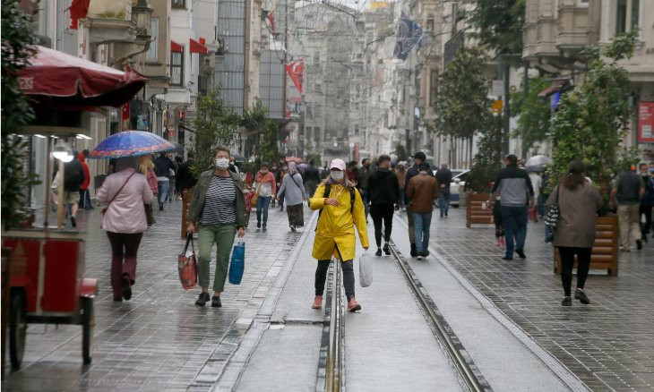 Istanbul's small businesses, artisans struggling to stay afloat in the face of virus