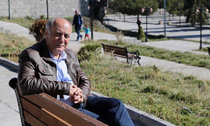 Turkish court releases Kurdish writer, politician Mahmut Alınak