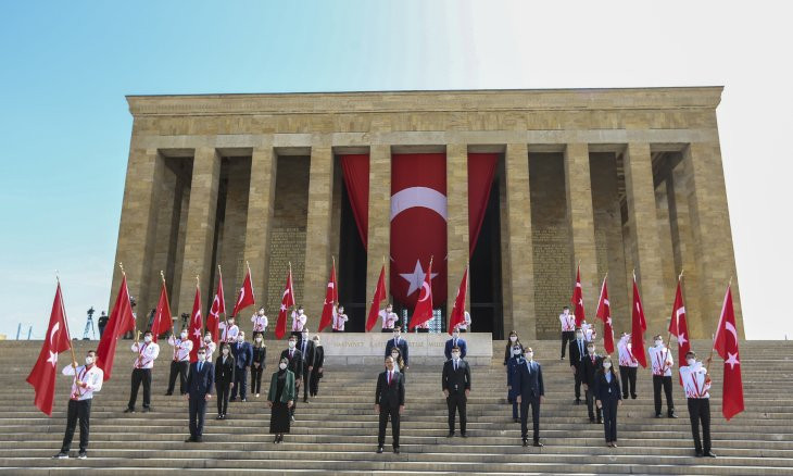 Turkey celebrates Atatürk, Youth and Sports Day