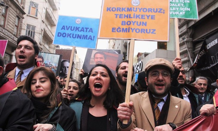50 bars slam Erdoğan's planned shift in internal election system for being 'antidemocratic'