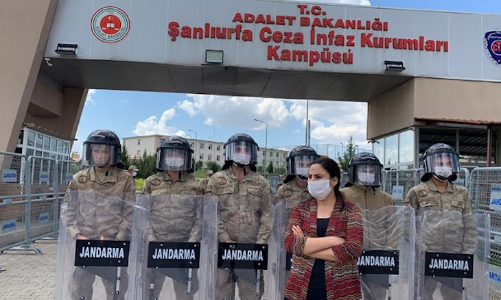 Prison in southeastern Turkey 'in dire condition, lacks cleaning supplies amid COVID-19 pandemic'