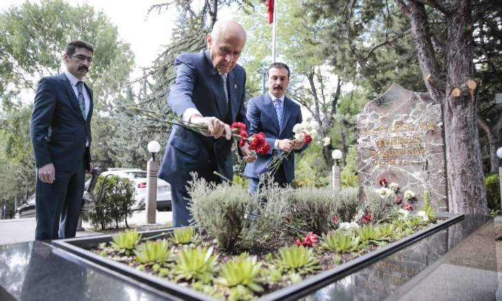 MHP leader calls for reforming political parties law to ensure continuation of presidential system