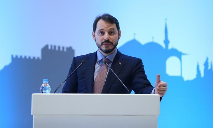 Turkey waging struggle for political and economic independence, finance minister says