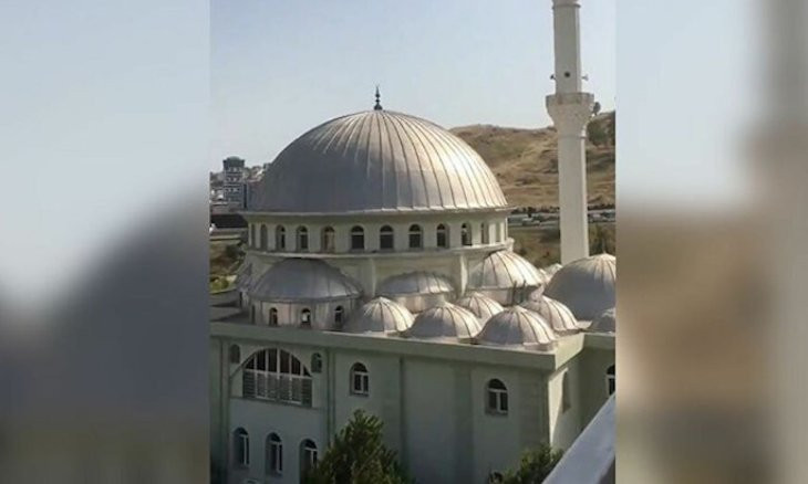 Italian song 'Bella Ciao' broadcast from several mosque minarets in İzmir