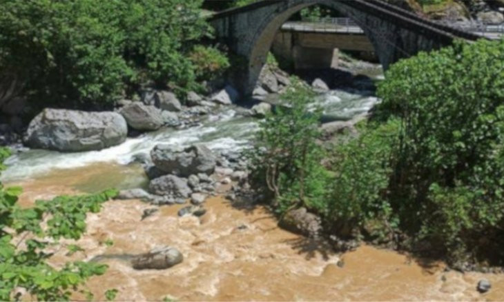 Company building hydroelectric plant in Artvin breaching environmental rules, say activists